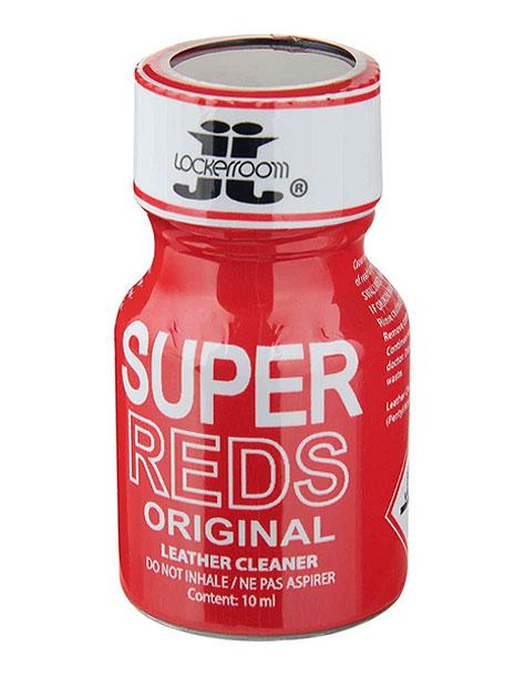 Попперс Super reds 10 мл (Канада)
