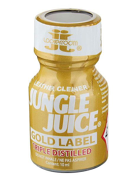 Попперс Jungle Juice Gold Label (Канада) 10ml