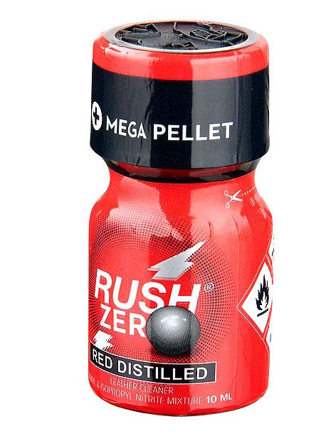 Попперс Rush Zero Red (Бельгия) 10 мл