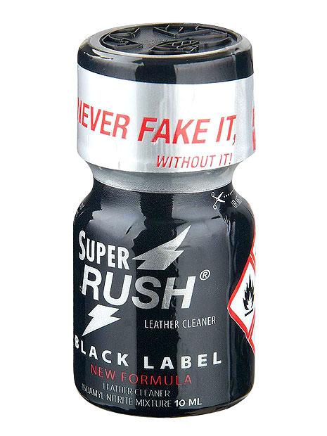 Попперс Super Rush Black (Бельгия) 10 мл