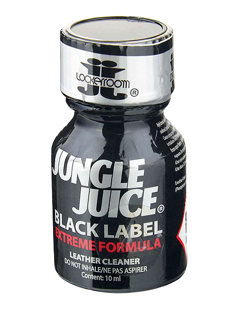 Попперс Jungle Juice Black Label (Канада) 10 мл
